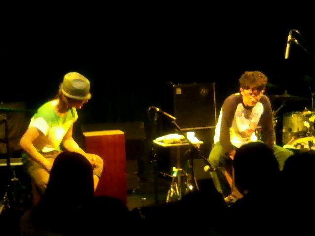 11/11「村岡広司 Presents カホンフェスティバル♪」。