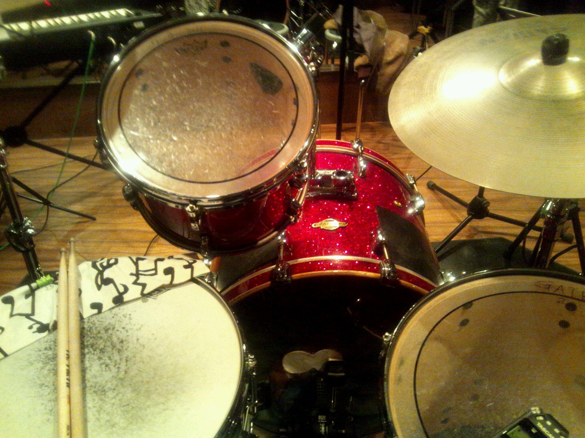 12/5〜7「ドラム週間☆Unknown REC♪」。